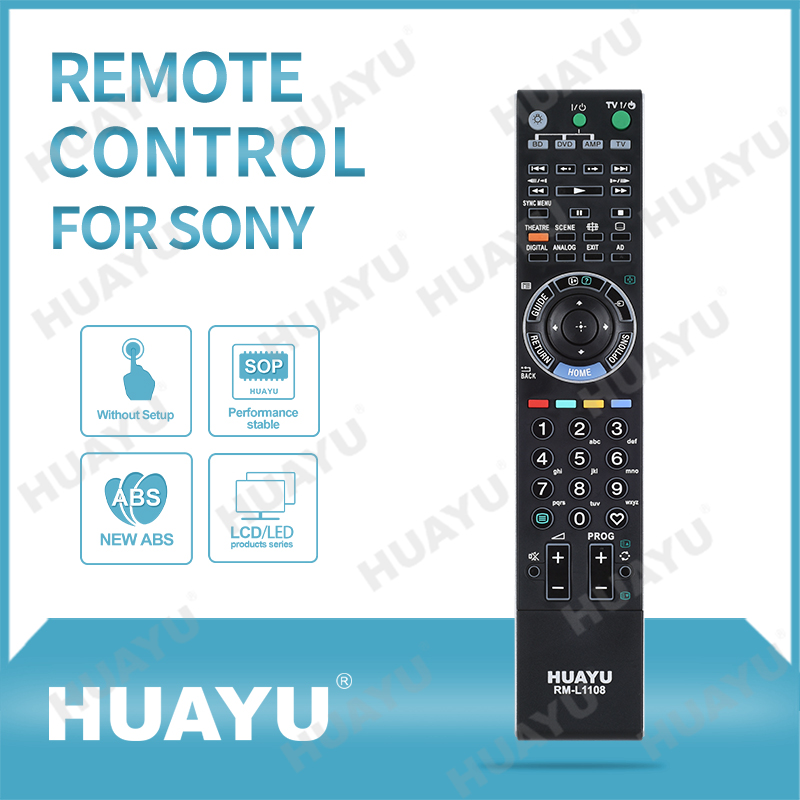 remote control for SONY