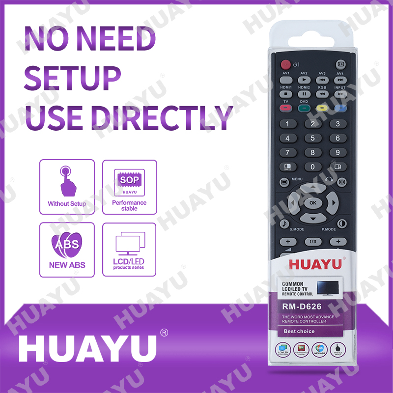 Remote Control for HITACHI