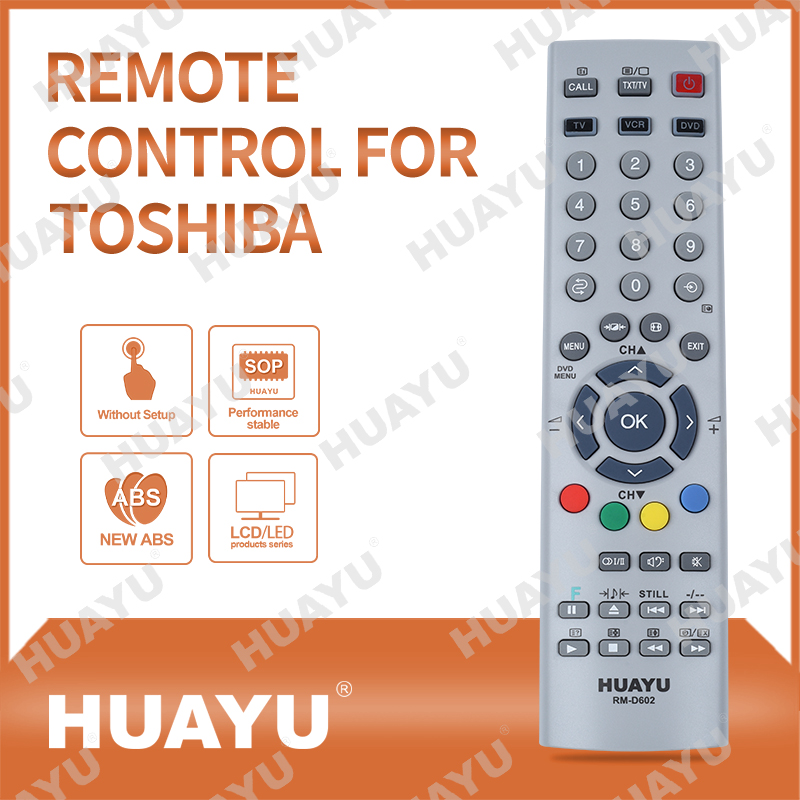 Remote Control for TOSHIBA