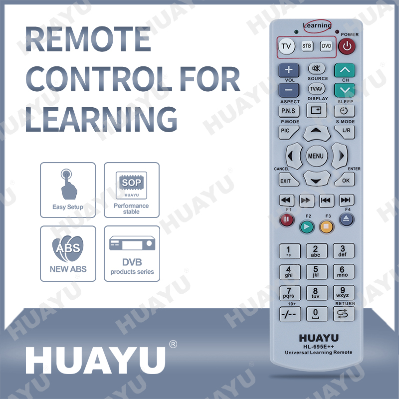 Remote Control for LEARNING