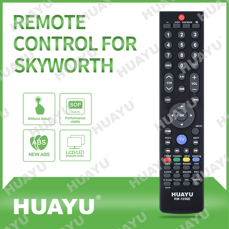 Remote Control for SKYWORTH