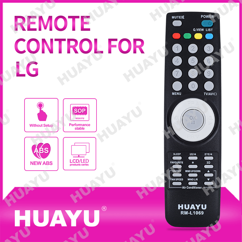 REMOTE CONTROL FOR LG