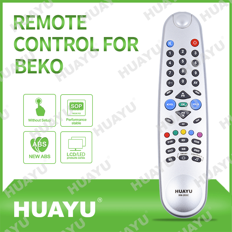REMOTE CONTROL FOR BEKO