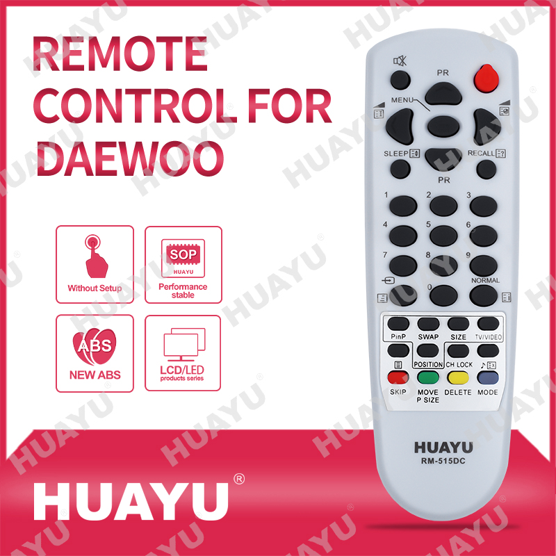 REMOTE CONTROL FOR DAEWOO