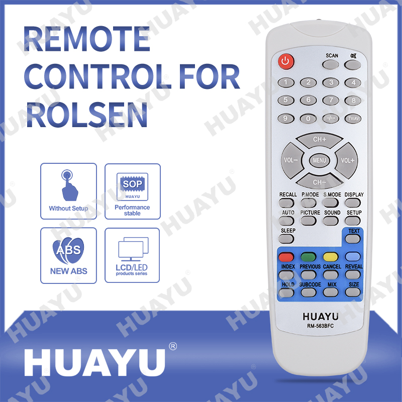 REMOTE CONTROL FOR ROLSEN