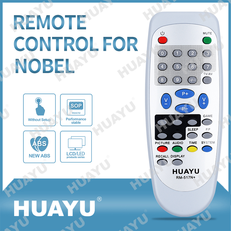 REMOTE CONTROL FOR NOBEL